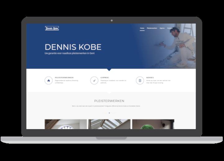 Dennis-Kobe Pleisterwerken